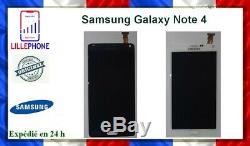 Occasion Ecran LCD Complet Samsung Galaxy Note 4 N910F Noir ORIGINALE France