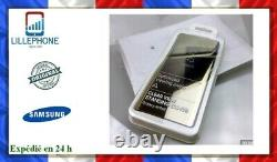 Official Samsung Galaxy Note 8 Clear View Standing Cover doré 100 % Original