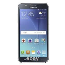 Original Débloqué Samsung Galaxy J7 SM-J700F Double SIM Téléphone Portable 1.5 G