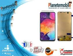 Original Display LCD Tactil Ecran Samsung Galaxy A50 2 Facture avec TVA
