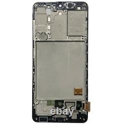 Original Ecran Sur Chassis Officiel Samsung Galaxy A41 Sm-a415f Service Pack