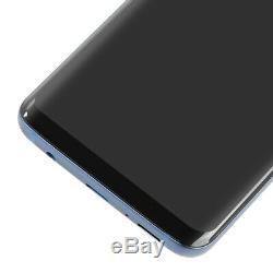 Original For Samsung Galaxy S9 SM-G960 écran LCD Coral Blue New