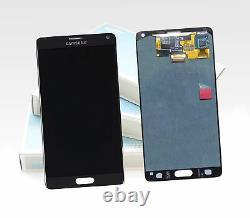 Original SAMSUNG Galaxy Note 4 Noir SM-N910F LCD Écran D'Affichage LCD Neuf