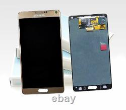 Original SAMSUNG Galaxy Note 4 Or SM-N910F LCD Écran D'Affichage LCD Neuf