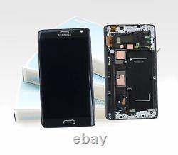 Original SAMSUNG Galaxy Note EDGE Noir SM-N915 LCD Écran D'Affichage LCD Neuf