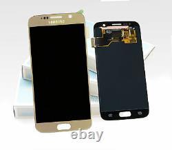 Original SAMSUNG Galaxy S7 Or SM-G930F Affichage LCD Écran Cadre Neuf