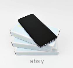 Original SAMSUNG Galaxy S8 Argent G950F Affichage LCD Écran Cadre Edge Neuf