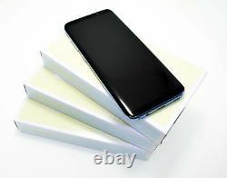 Original SAMSUNG Galaxy S8 Bleu G950F Affichage LCD Écran Cadre Edge Neuf