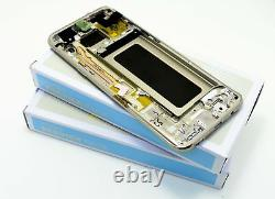 Original SAMSUNG Galaxy S8 Plus Or G955F Affichage LCD Écran Cadre