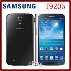 Original Samsung Galaxy Mega 6.3 I9205 6.3 Android Débloqué d'usin 4G LTE Gris