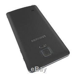 Original Samsung Galaxy Note 4 IV SM-N910A Débloqué d'usin TéléPhone 32GB Noir