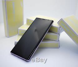 Original Samsung Galaxy Note 9 Lavande Violet N960 Affichage LCD Écran