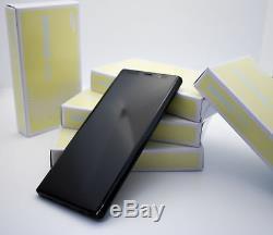 Original Samsung Galaxy Note 9 Minuit Noir N960F Affichage LCD Écran
