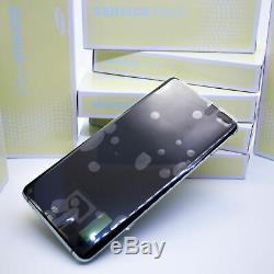 Original Samsung Galaxy S10+G975 Prism Vert Affichage LCD Écran Cadre