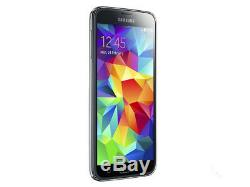 Original Samsung Galaxy S5 SM-G900A 16GB 4G LTE Smartphone Débloqué Bleu