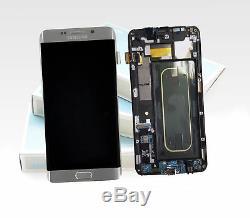 Original Samsung Galaxy S6 Edge Plus Argent SM-G928F Affichage LCD Écran Neuf