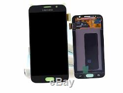 Original Samsung Galaxy S6 Noir Bleu SM-G920F Affichage LCD Écran Neuf