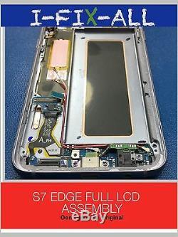 Original Samsung Galaxy S7 Edge LCD G935 Écran Affichage Numériseur Tactile