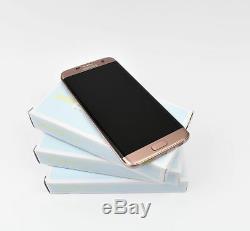 Original Samsung Galaxy S7 Edge or Rose SM-G935F Affichage LCD Écran Cadre