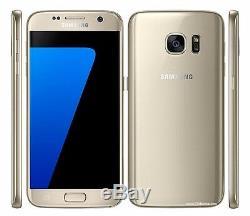 Original Samsung Galaxy S7 SM-G930A 32GB Débloqué Smartphone Tout opérateur