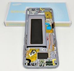 Original Samsung Galaxy S8 g950f affichage LCD écran tactile violet, Orchid