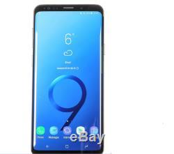 Original Samsung Galaxy S9 G960U 4G Smartphone Black +Accessories Gift