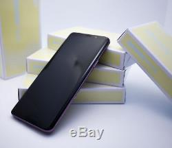 Original Samsung Galaxy S9 Plus Pourpre Violet G965F Affichage LCD Écran