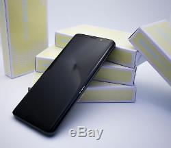 Original Samsung Galaxy S9 Plus Titane Gris G965F Affichage LCD Écran