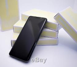 Original Samsung Galaxy S9 Titane Gris G960F Ecran LCD Cadre