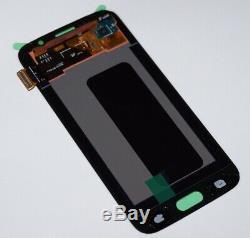 Original Samsung Sm-G920f Galaxy S6 Affichage LCD Écran à Écran Tactile Noir
