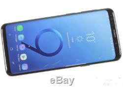 Original Unlocked Samsung Galaxy S9 G960U 5.8 64Go WiFi FM Smartphone Black
