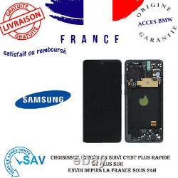 Originale Ecran Complet (N770F) pour Galaxy Note 10 Lite noir