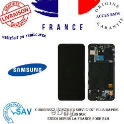 Originale Ecran LCD complet pour Samsung Galaxy A40 A405F