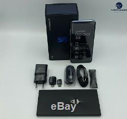 SAMSUNG GALAXY S8 64Go G950F ORIGINAL -Bleu Océan- Désimlocké 1 AN DE GARANTIE