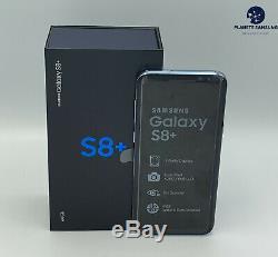 SAMSUNG GALAXY S8+ 64Go G955U ORIGINAL BLEU Désimlocké 1 AN DE GARANTIE