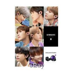 SAMSUNG X BTS Galaxy Buds BTS Edition Originals De Corée Livrasion Gratuit