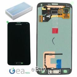 Samsung Display LCD Original + Écran Tactile Frame Pour Galaxy S5 SM-G900F Noir