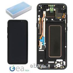 Samsung Display LCD Original + Écran Tactile+Frame Pour Galaxy S8 SM-G950F Noir