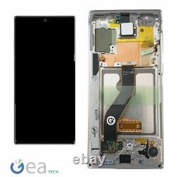 Samsung Display LCD Original + Écran Tactile Pour Galaxy Note 10 N970F Blanc