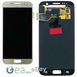 Samsung Display LCD Original + Écran Tactile pour Galaxy S7 SM-G930F or Gold