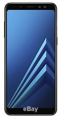 Samsung Galaxy A8 32go Complet Avec Boite Originale A Saisir + Coque Offerte