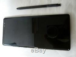 Samsung Galaxy Note 8 live démo unit N950X avec son stylet, Produit original