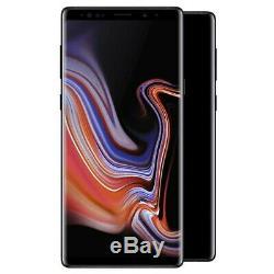 Samsung Galaxy Note 9 Double SIM 128 Go Noir débloqué neuf originale