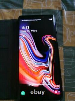 Samsung Galaxy Note 9 N960F 128 Go 100% originale occasion bien lire l'annonce