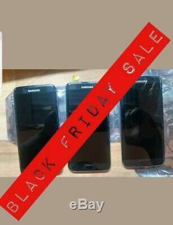 Samsung Galaxy S7 Bord G935F Noir Oled Écran Tactile LCD Original