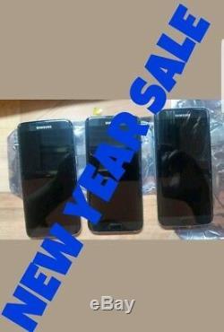 Samsung Galaxy S7 Edge G935F Noir Oled Écran Tactile LCD Original