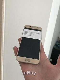Samsung Galaxy S7 G930F 32 Go Gold Original Garantie