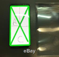 Samsung Galaxy S8 G950F Noir Oled Écran LCD Tactile Original