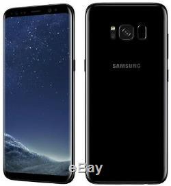 Samsung Galaxy S8 G955FD Double Sim Débloqué Original LTE Android Mobi