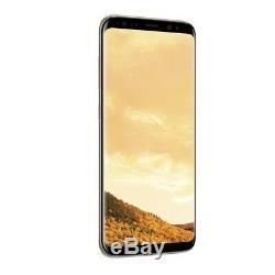 Samsung Galaxy S8 + Plus G955F GOLD 64 GB ORIGINAL NEUF SCELLÉ